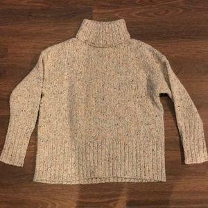 J. Crew turtleneck sweater